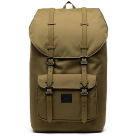 Herschel Little America Backpack khaki green